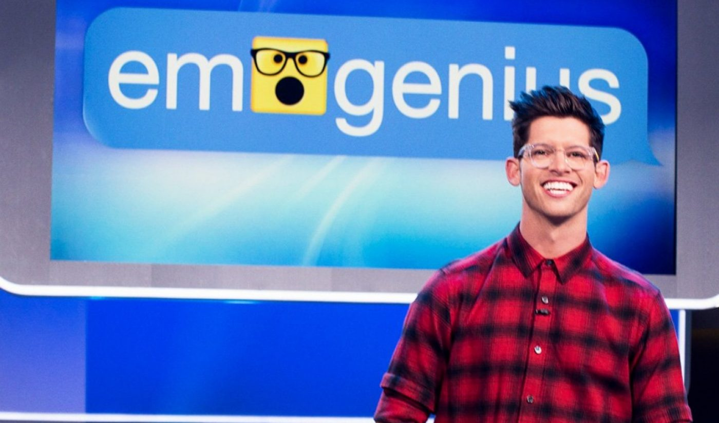 Game Show Network's 'Emogenius,' Hosted By AwesomenessTV's Hunter March, To Premiere June 7th