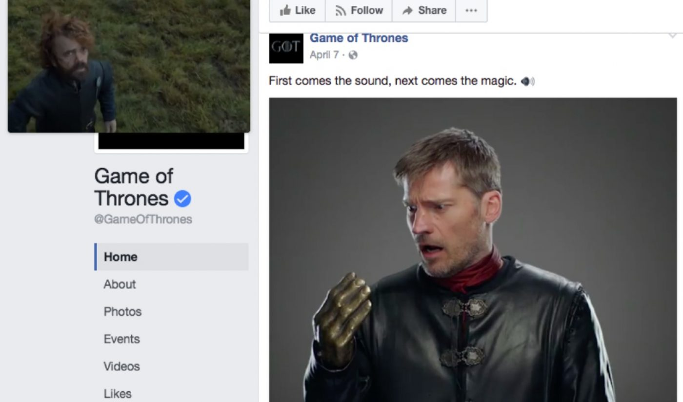 Facebook Now Pins Active Videos While You Scroll Through Your News Feed On Desktop