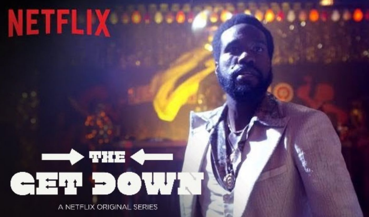 'The Get Down,' Netflix's $120 Million Prestige Project, Canceled After One Season