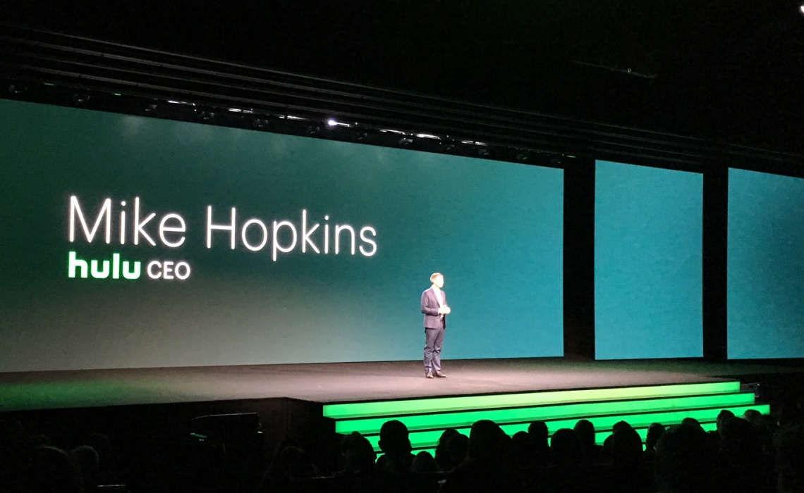 hulu-mike-hopkins-newfronts