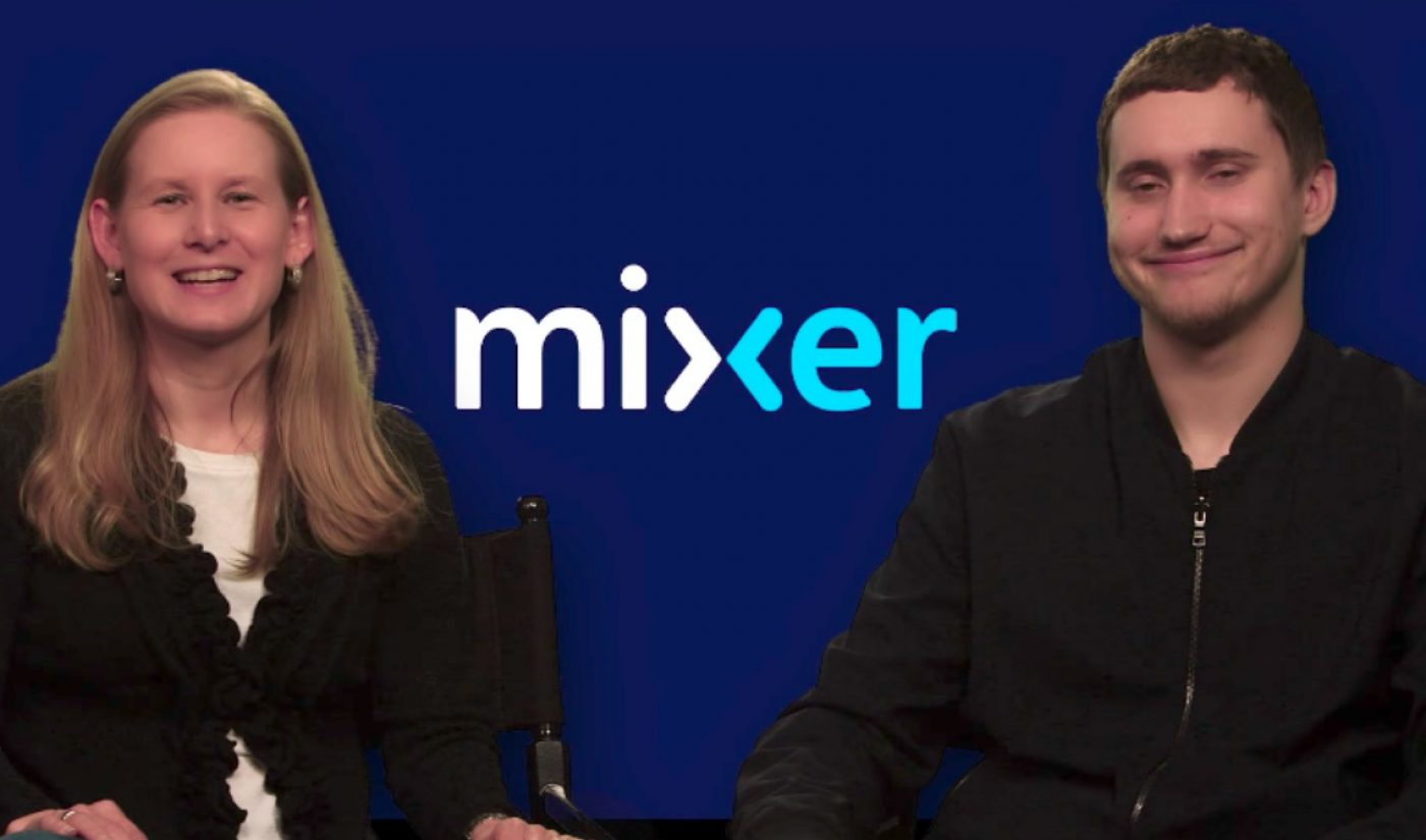 Beam, The Twitch Competitor Microsoft Acquired Last Year, Is Now Mixer