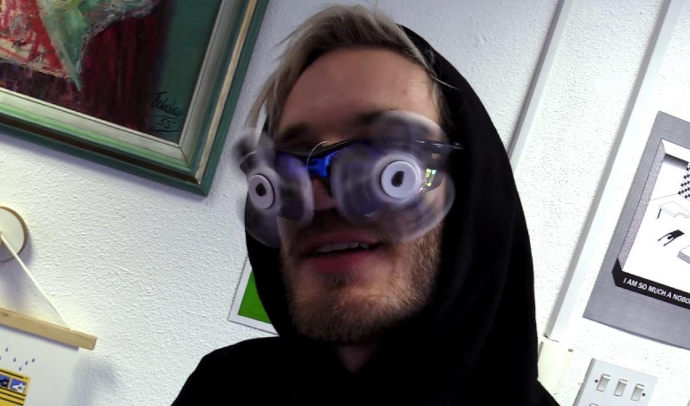 PewDiePie Is Selling Branded Fidget Spinners Now, Because Why Not