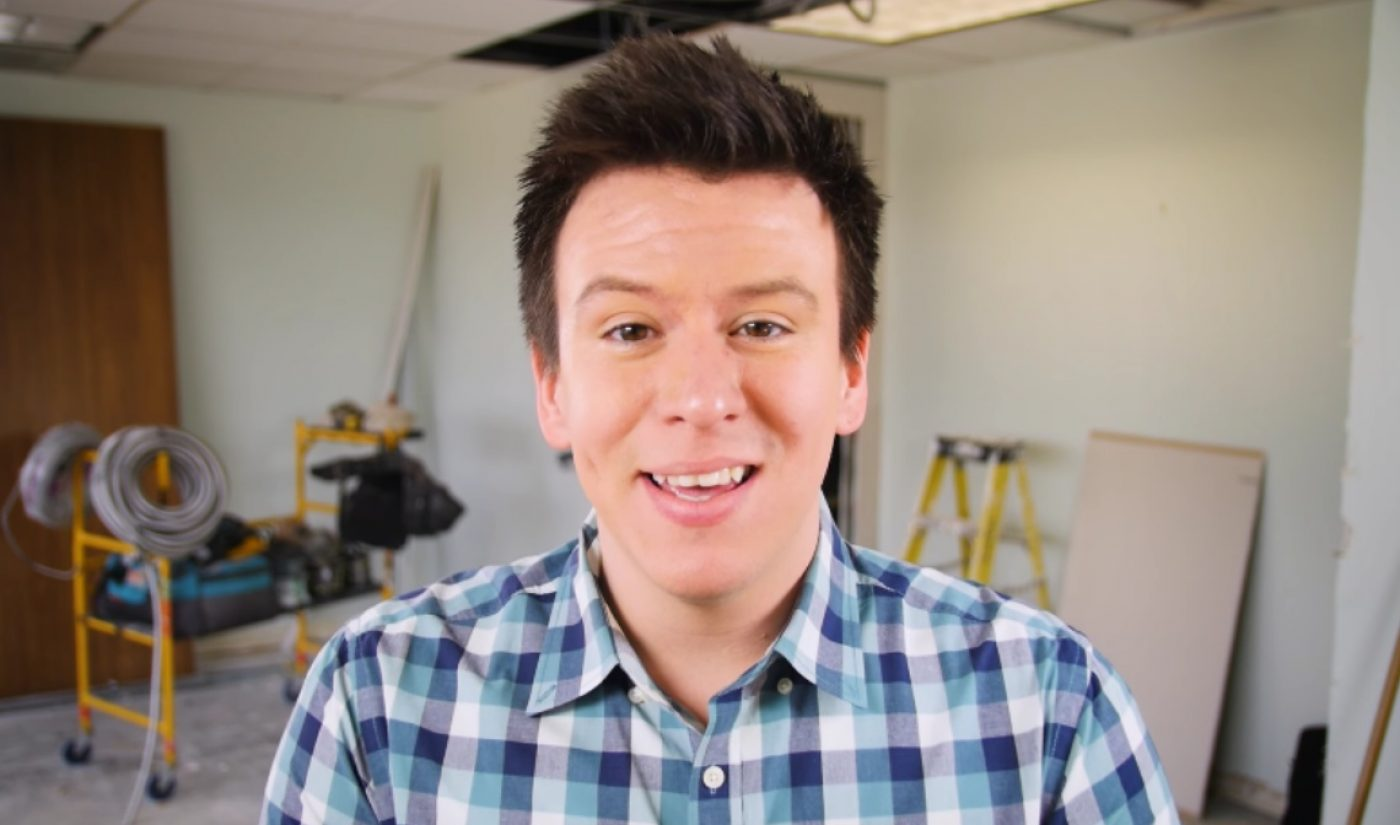 YouTube Star Philip DeFranco Splits With Group Nine Media, Launches Crowdfunded News Network