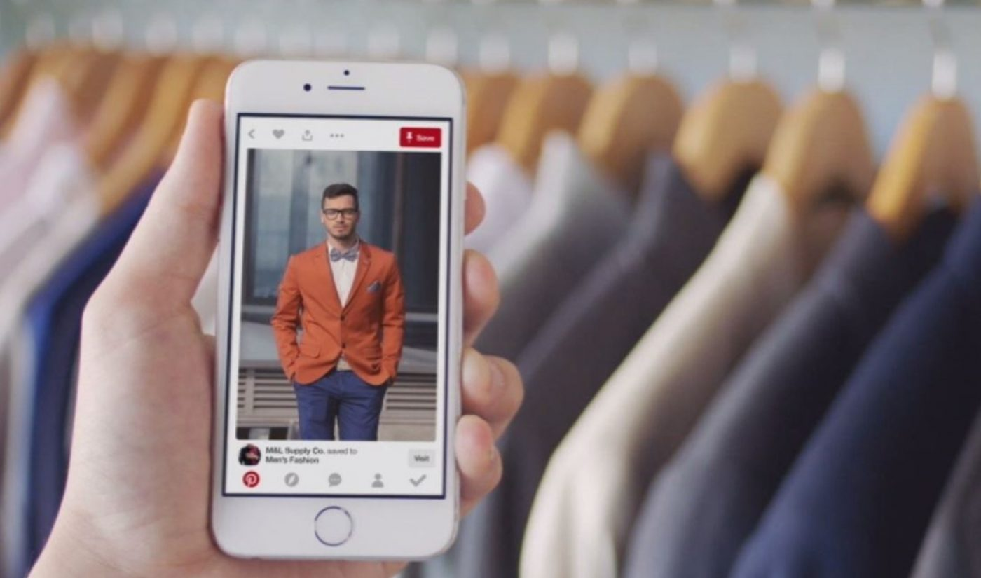 Pinterest Integrates Autoplay Video Ads Into Home Feeds, Search Results