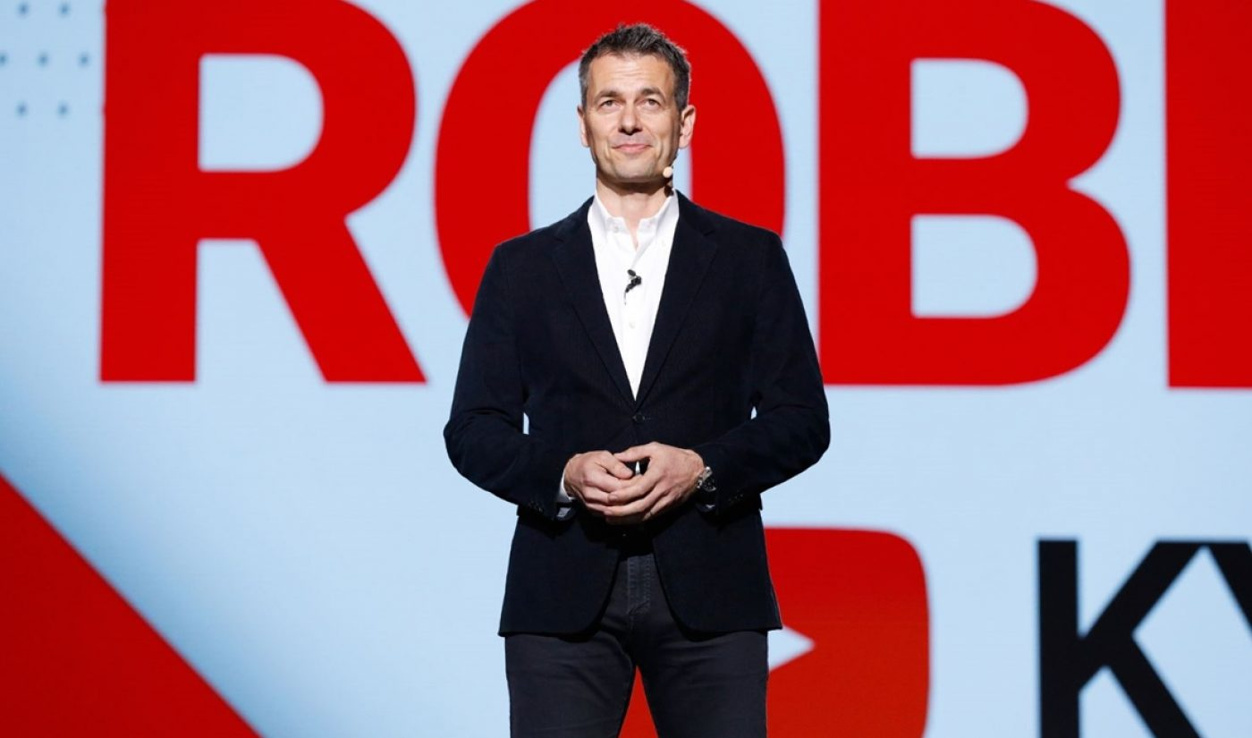 YouTube: Number Of Channels With 1 Million Subscribers Has Grown 75% Since Last Year