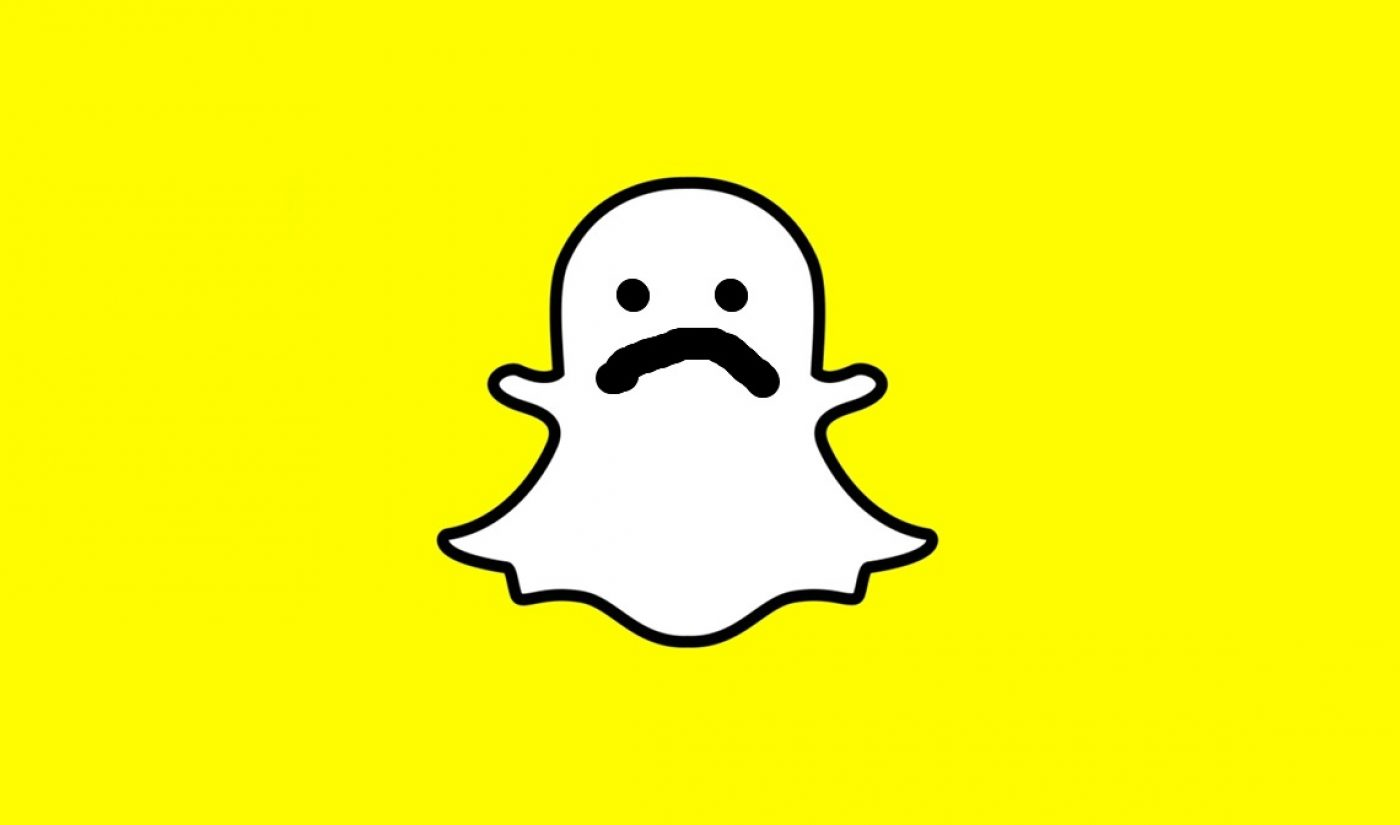 Snapchat's First-Quarter Earnings Bring Bad News, And Its Stock Plummets By 24%