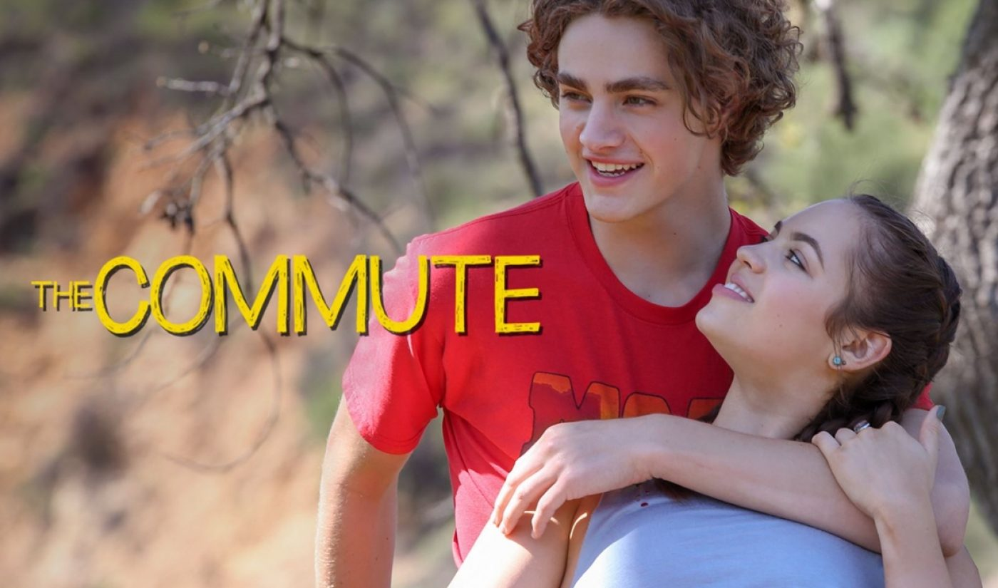 Second Season Of AwesomenessTV's 'The Commute' To Feature Jay Versace, Griffin Arnlund