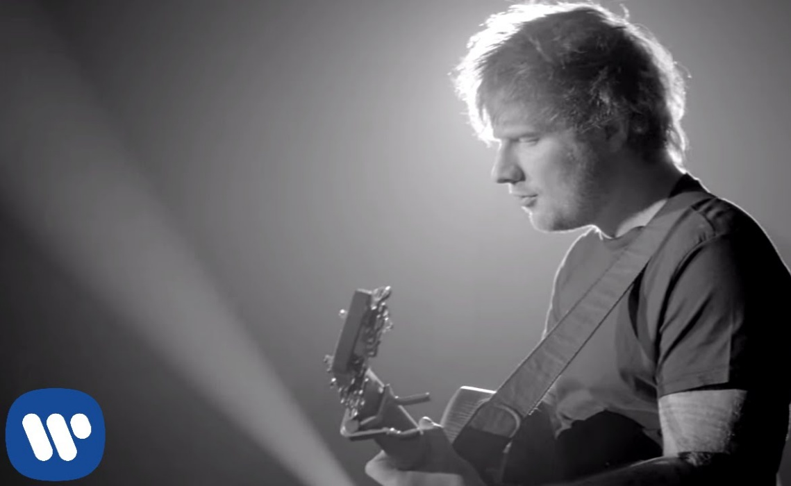 Streaming and Ed Sheeran the right tune for Warner Music