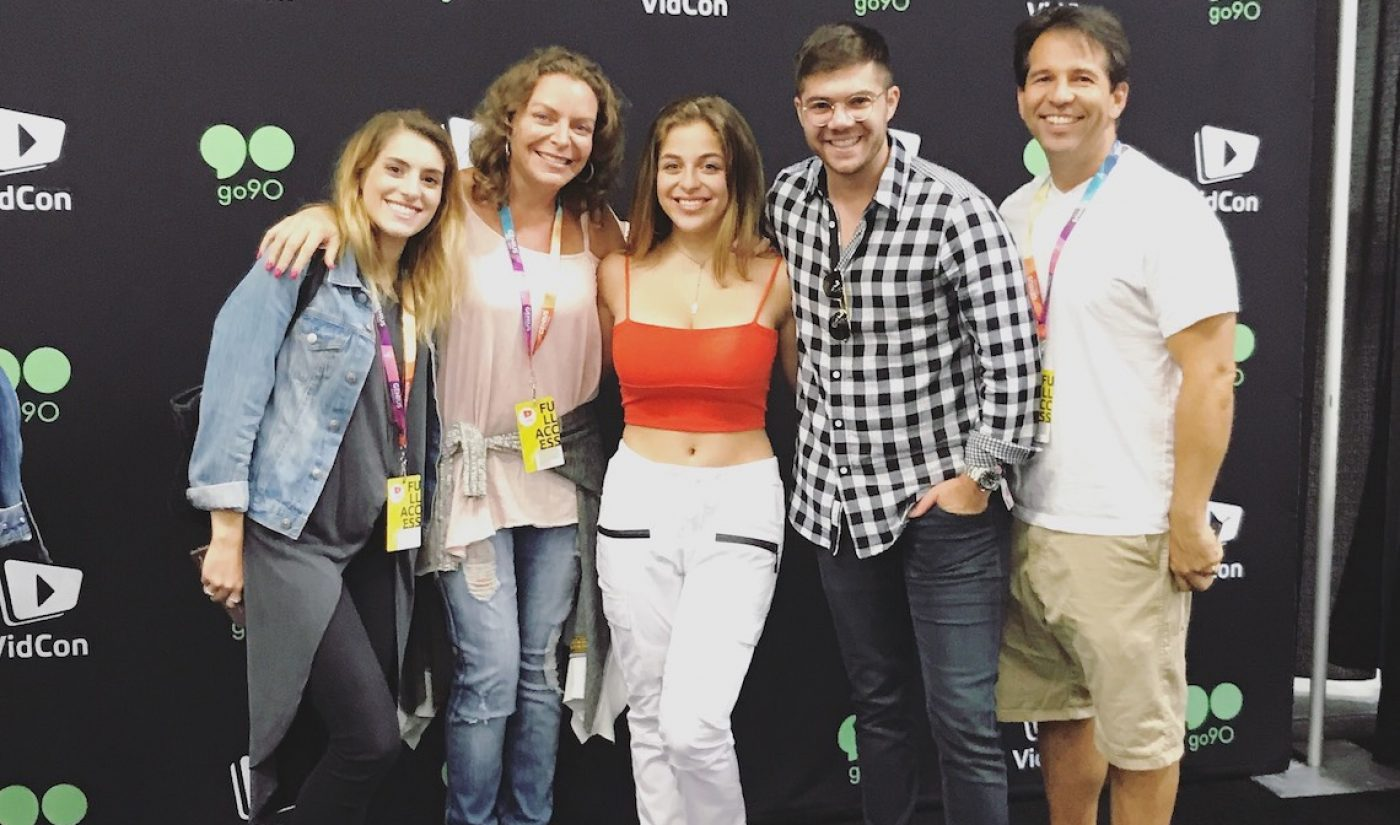 A Day In The Life Of An Agent At VidCon With CAA's Andrew Graham