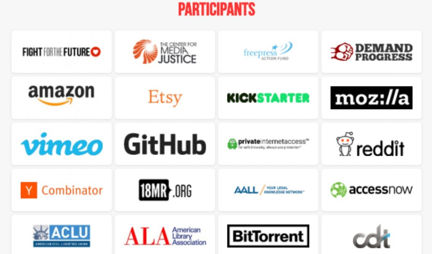 Vimeo, Amazon Among Companies Joining Upcoming Protest To Defend Net Neutrality