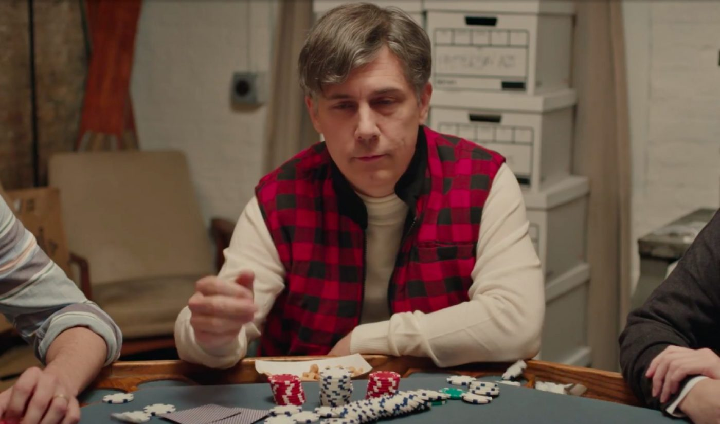 A Poker Hub Is Making Original SVOD Content, And Chris Parnell Is Taking A Starring Role