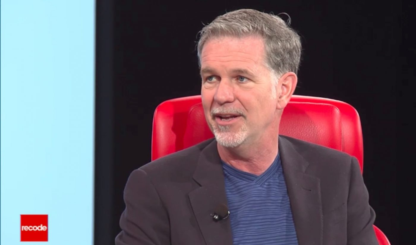 Netflix CEO Offers Eyebrow-Raising Justification As Cancellations Increase