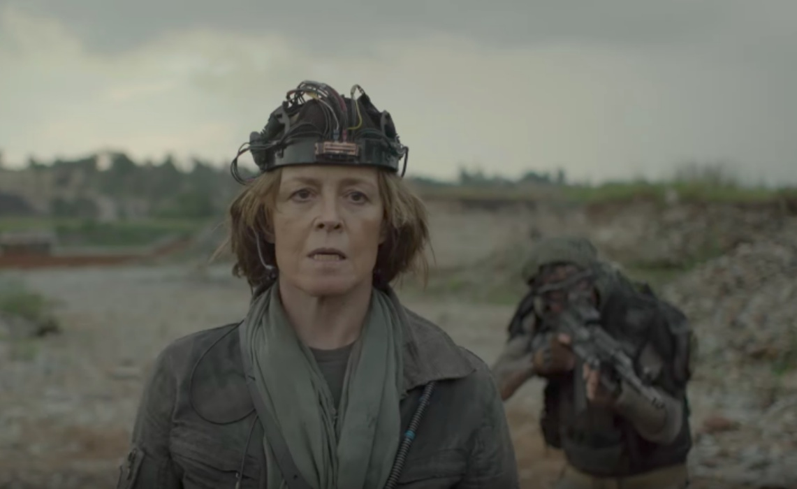 Sigourney Weaver Stars In 'District 9' Director's First