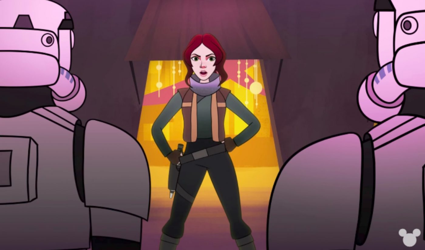 Disney's Web Series About The Women Of The 'Star Wars' Universe Will Arrive On July 3