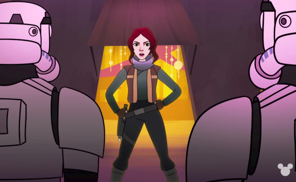 Star Wars heroines team up in 'Forces of Destiny'