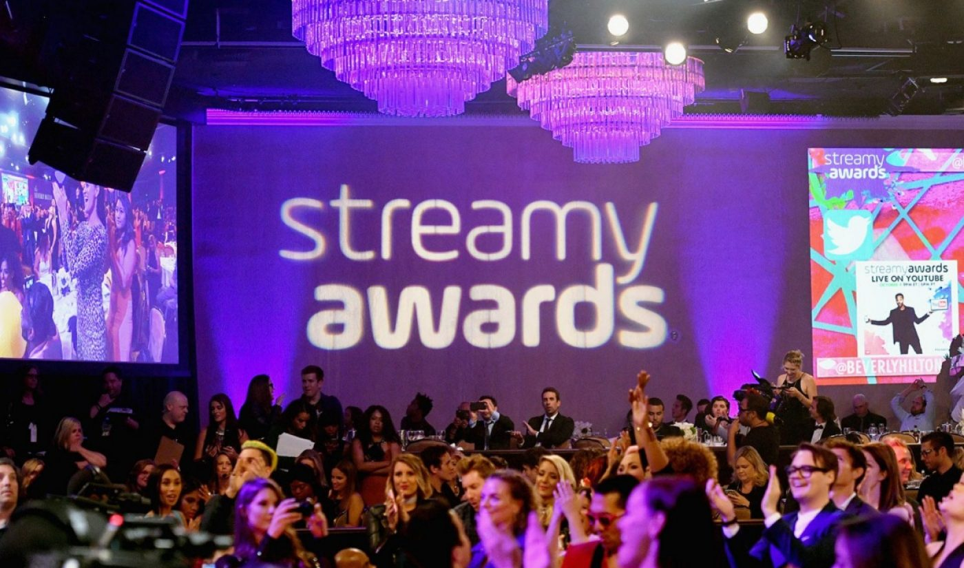 This Year's Streamys Will Celebrate Campaigns For Social Good With The Purpose Awards