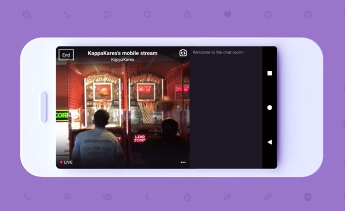 Twitch's app gets a major redesign, adds livestreaming and more