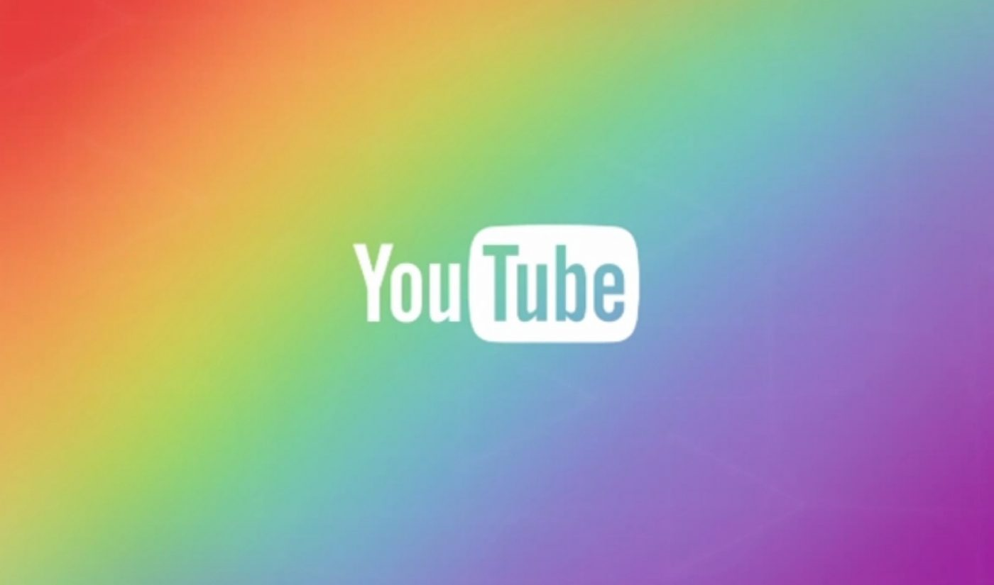 "YouTube Celebrates Pride Month, Provides Update On ""Restricted Mode"" Controversy"