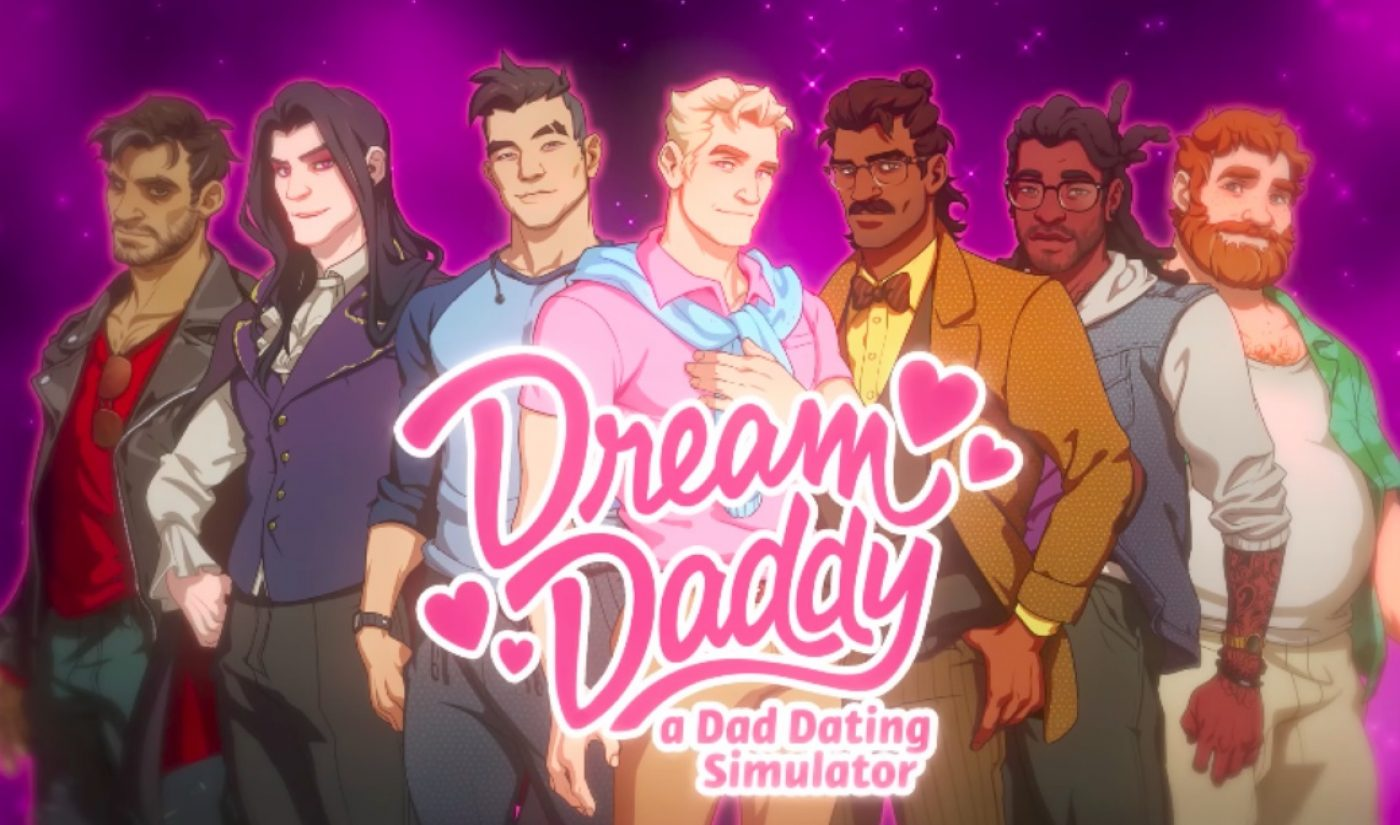 Dad-Dating Simulator From Top YouTube Channel Game Grumps Becomes Number-One Game On Steam