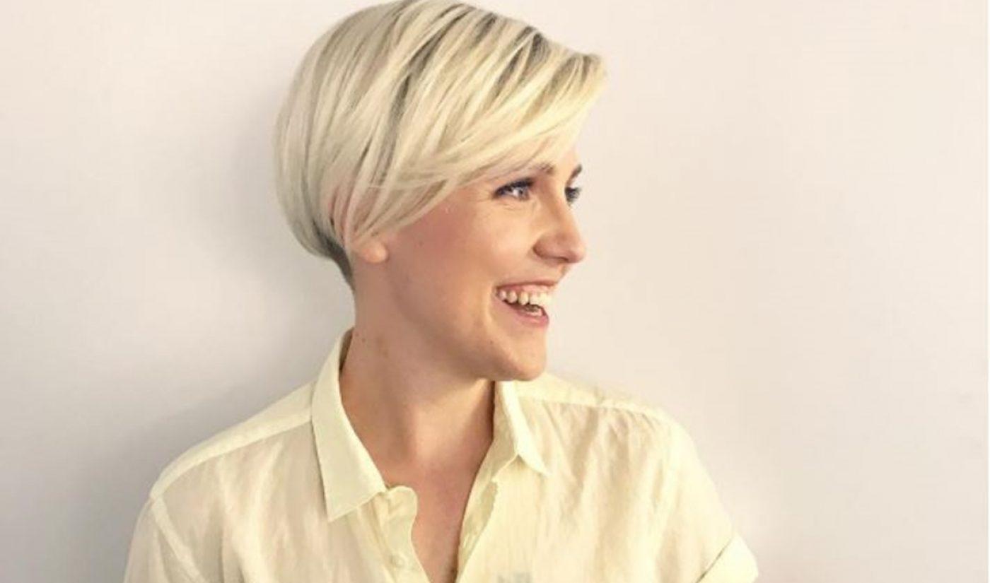 Hannah Hart Joins GLAAD's National Board Of Directors