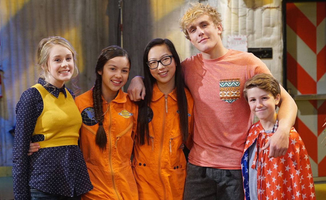 Jake Paul Exits Disney Channel Show Bizaardvark