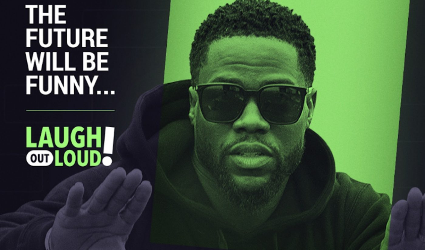 Kevin Hart's VOD Service Will Arrive August 3 With Shows From King Bach, GloZell, Dormtainment