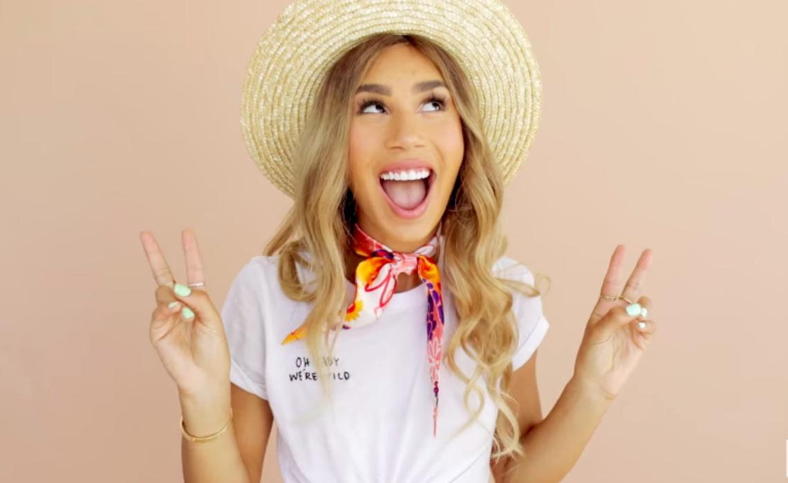 YouTube Star Eva Gutowski Launches 'It's All Wild', Her