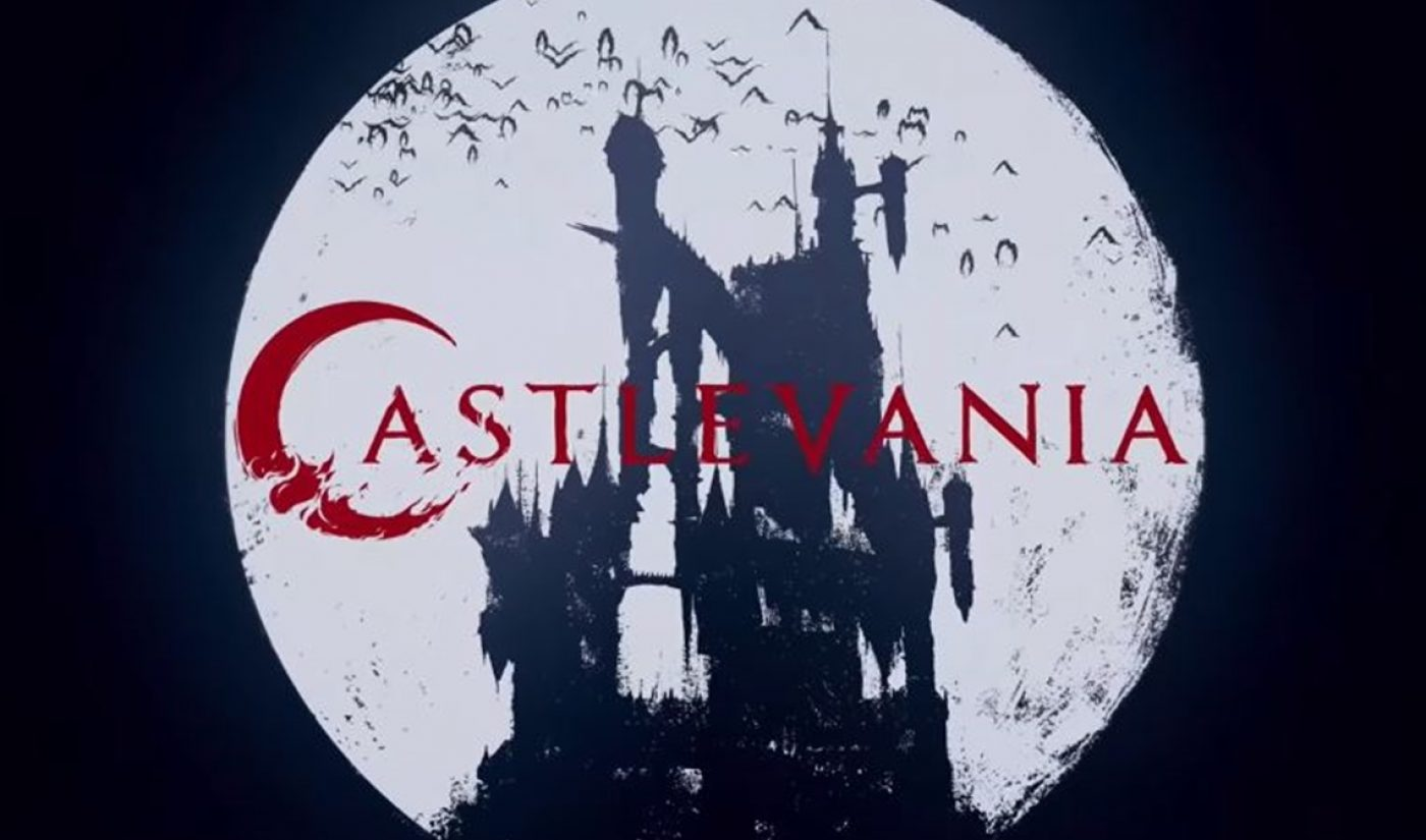 Netflix Re-Ups Frederator's 'Castlevania' For Second Season With Doubled Episode Count
