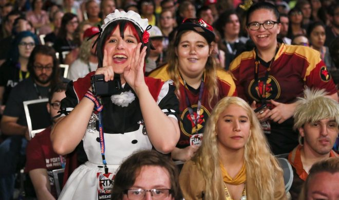 Rooster Teeth's Gaming And Internet Convention Boasts Biggest Attendance Ever at 62,000