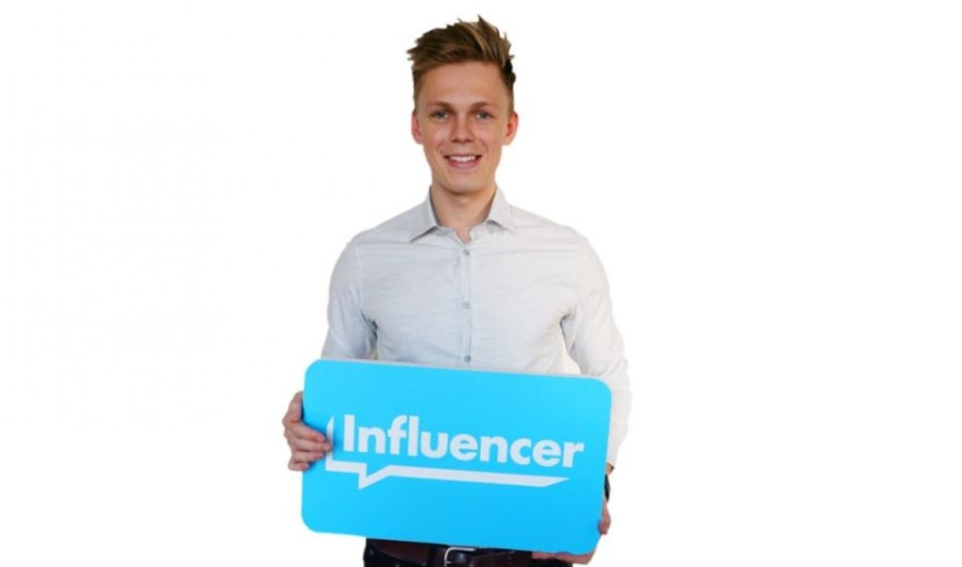 Caspar Lee Invests In Influencer Marketing Startup, Joins Company As Chief Innovation Officer