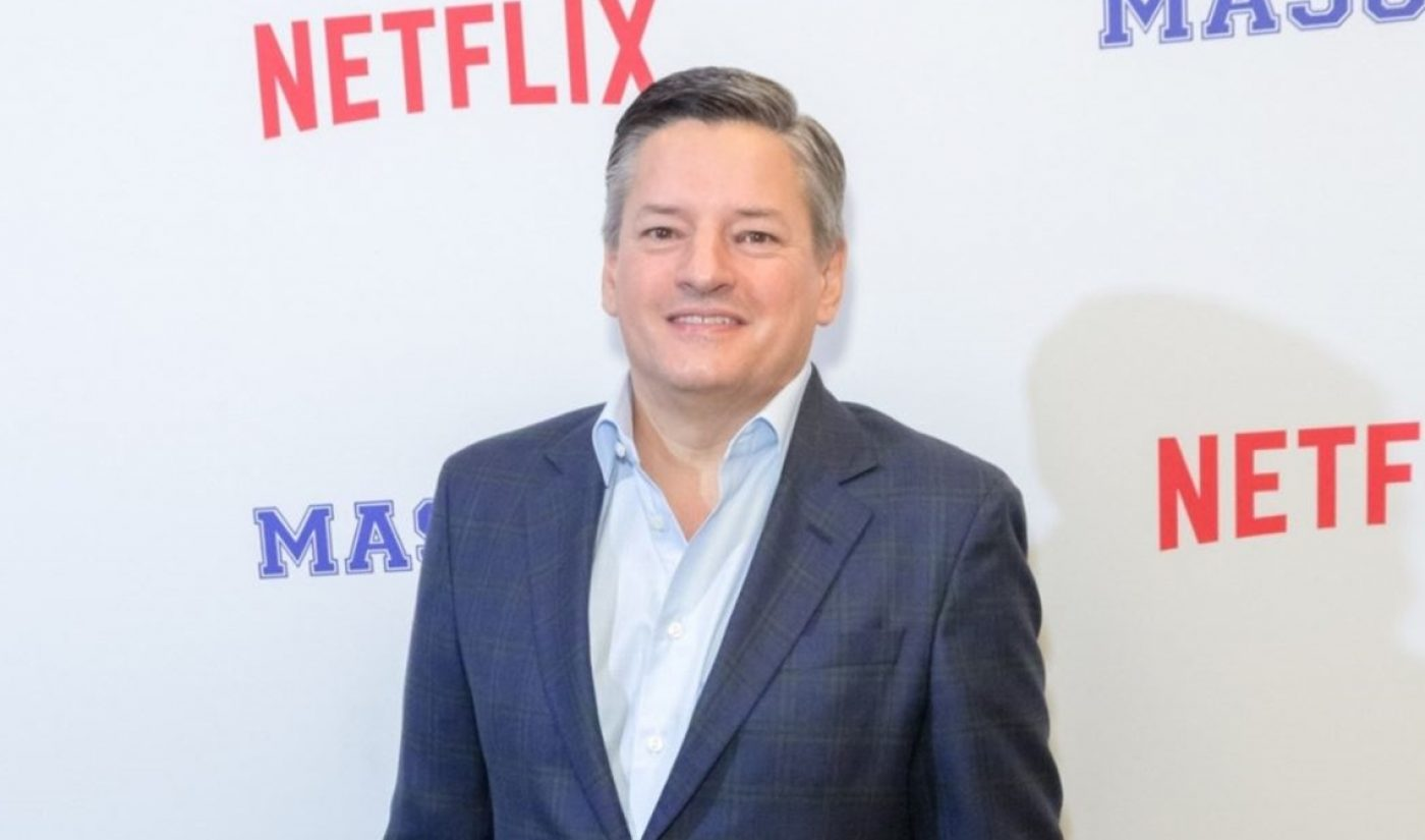 Ted Sarandos: Netflix's Content Budget Will Ascend To $7 Billion In 2018