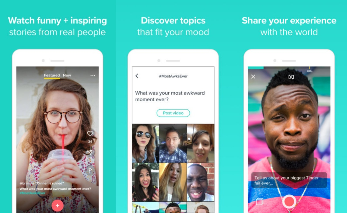 Wattpad Launches Raccoon App Based Around Non-Fiction Video Stories