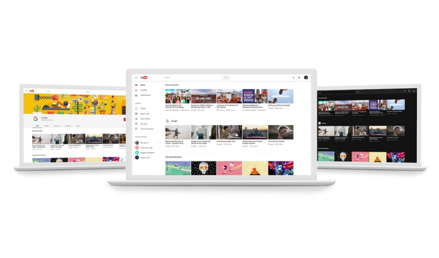 YouTube Officially Announces Its New Look And Several Updated Features For Its Mobile App
