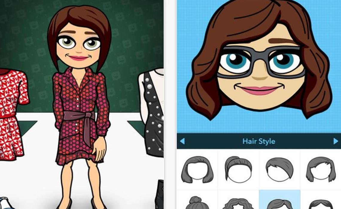 Snapchat Adds Animated Bitmoji Feature