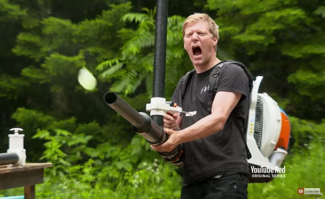 colin furze unveils trailer for kid friendly youtube red series
