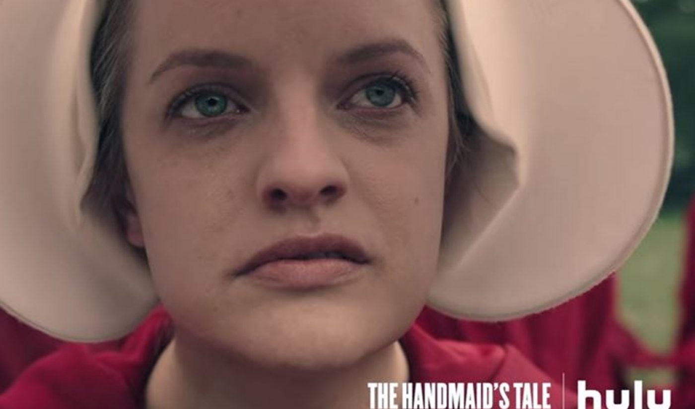 Hulu Becomes First Streaming Service To Win Best Drama Emmy For 'The Handmaid's Tale'