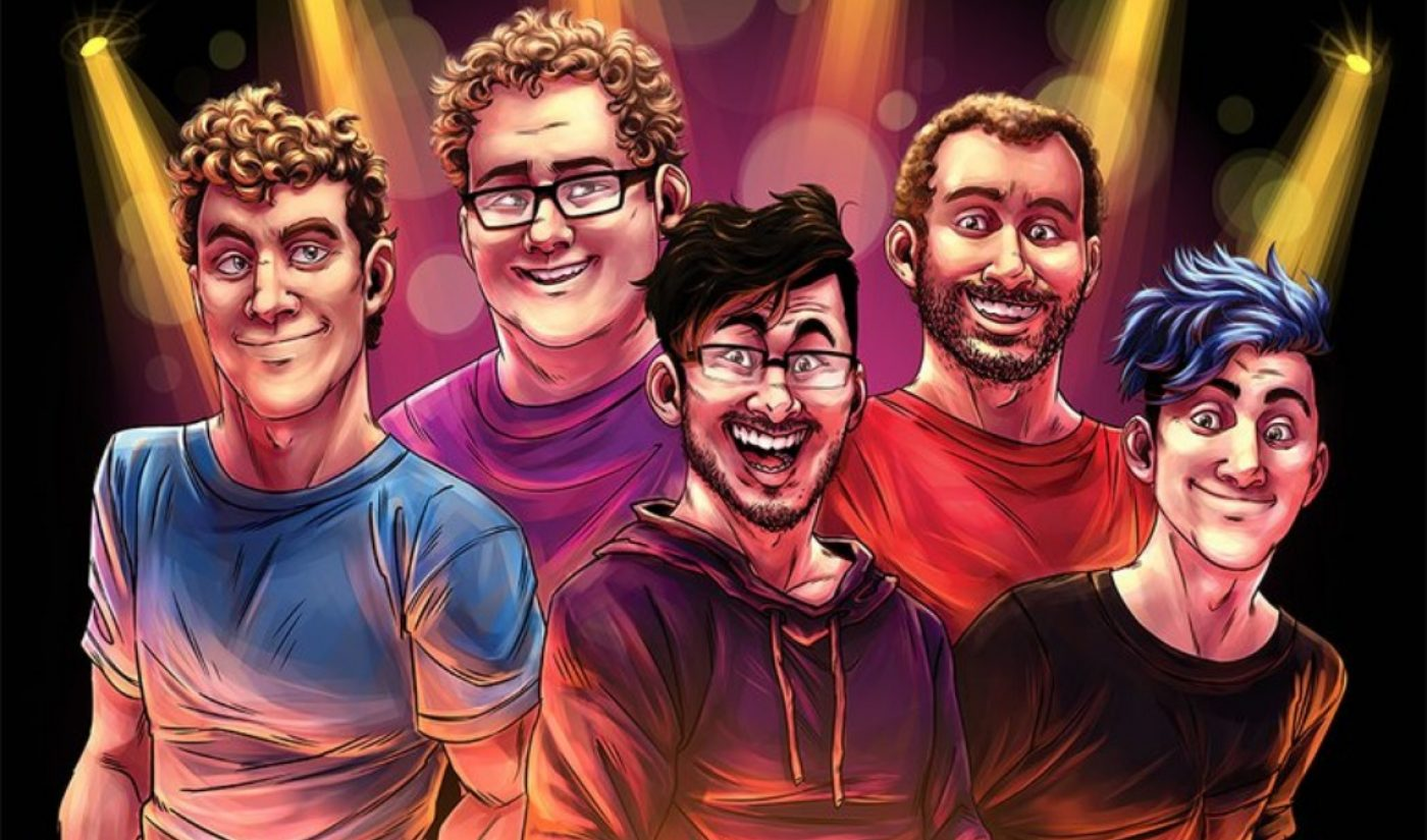 YouTube Star Markiplier Will Bring His Comedy Show Across The US And Europe With 31-Show Tour