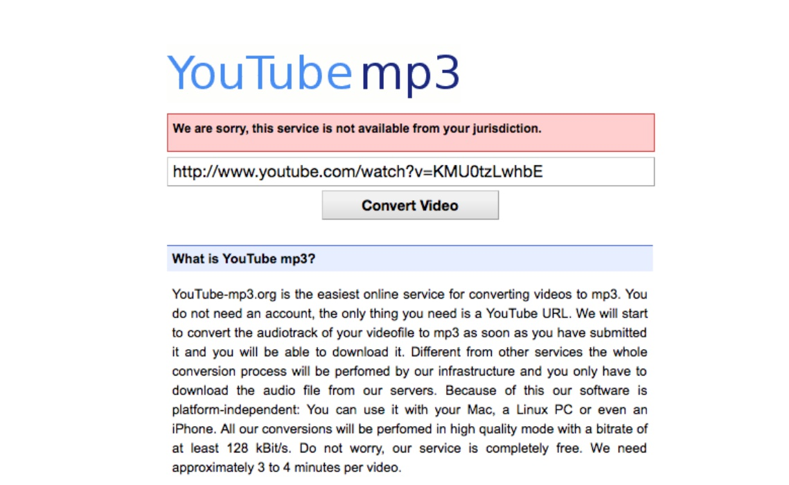 mp3-youtube