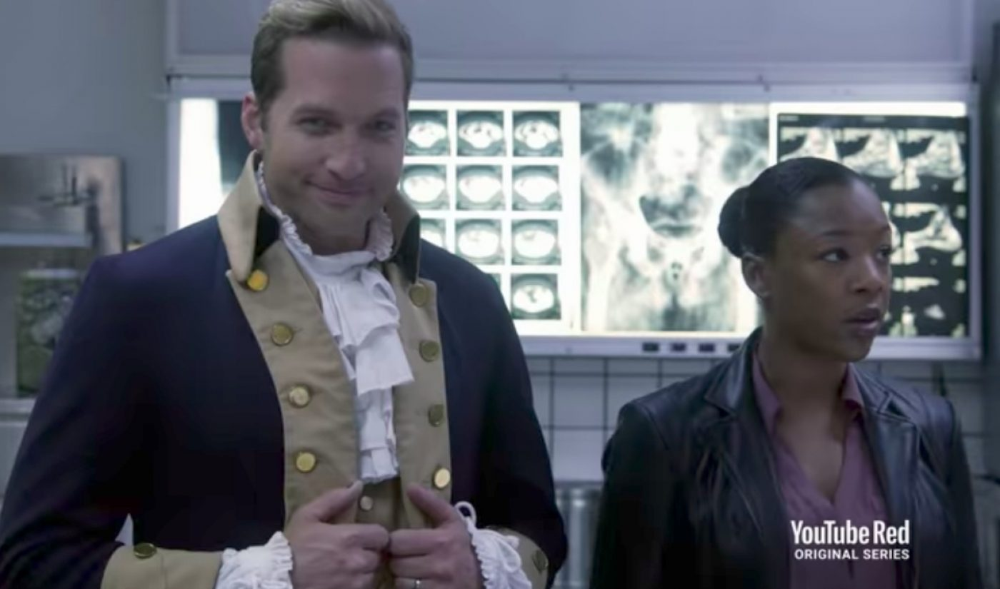 Ryan Hansen, Samira Wiley Lead YouTube Red's Send-Up Of Cop Shows, Due Out October 25