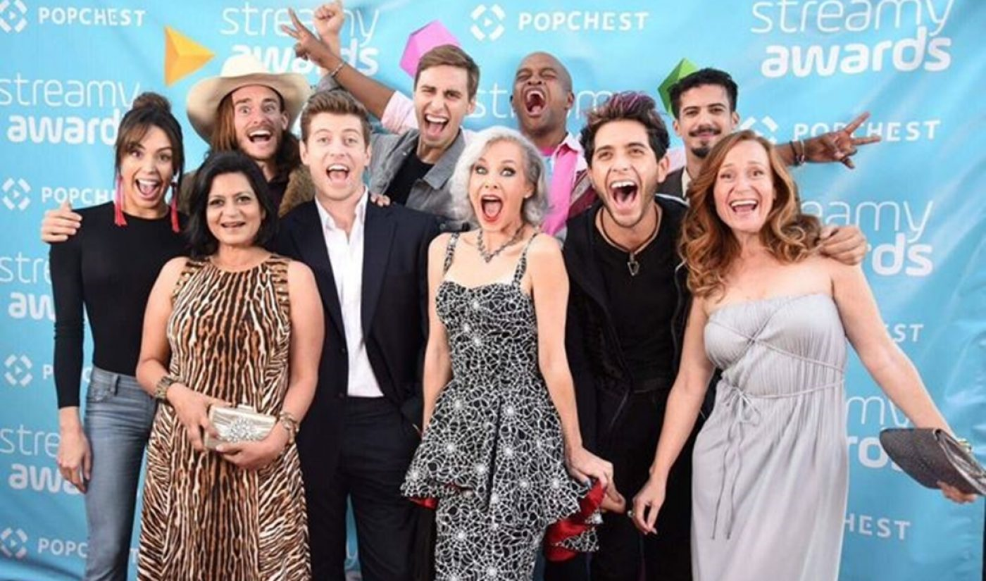 These Are The 24 Streamy Winners Announced At Last Night's 'Premiere Awards'