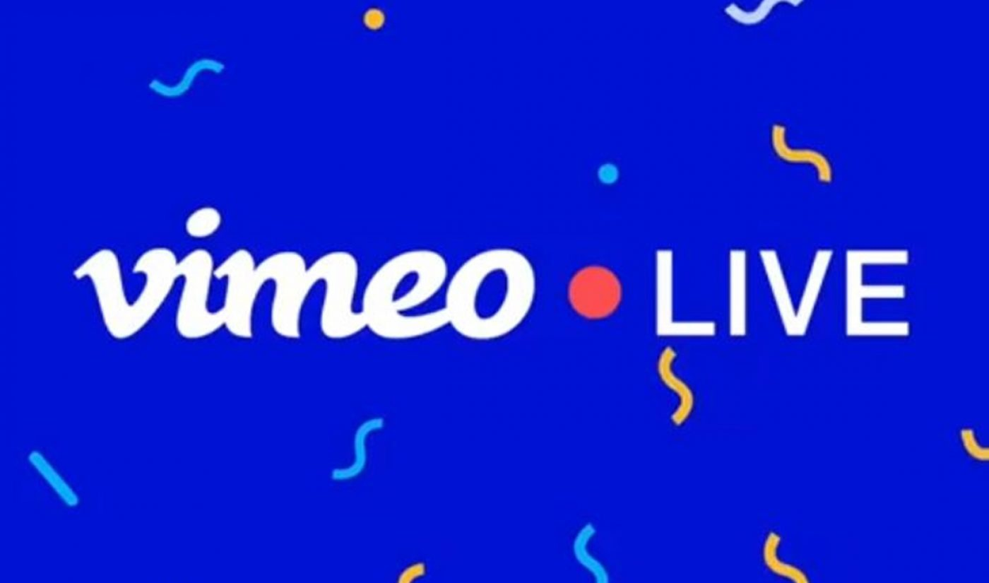 Vimeo To Acquire Livestream, Launches 'Vimeo Live' Pro Broadcasting Product