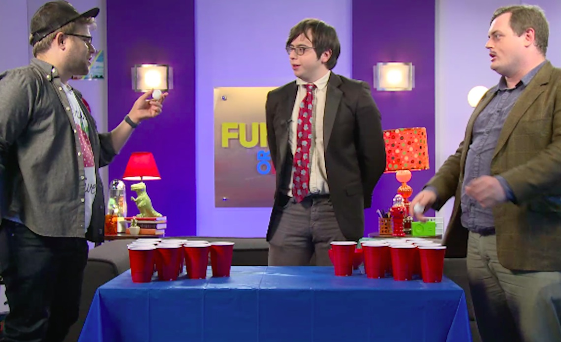 Funny or Die Twitch 10-13-17
