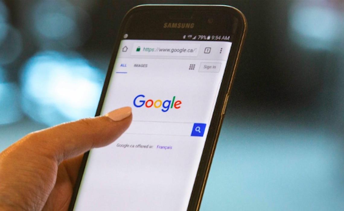 Google on phone 10-6-17