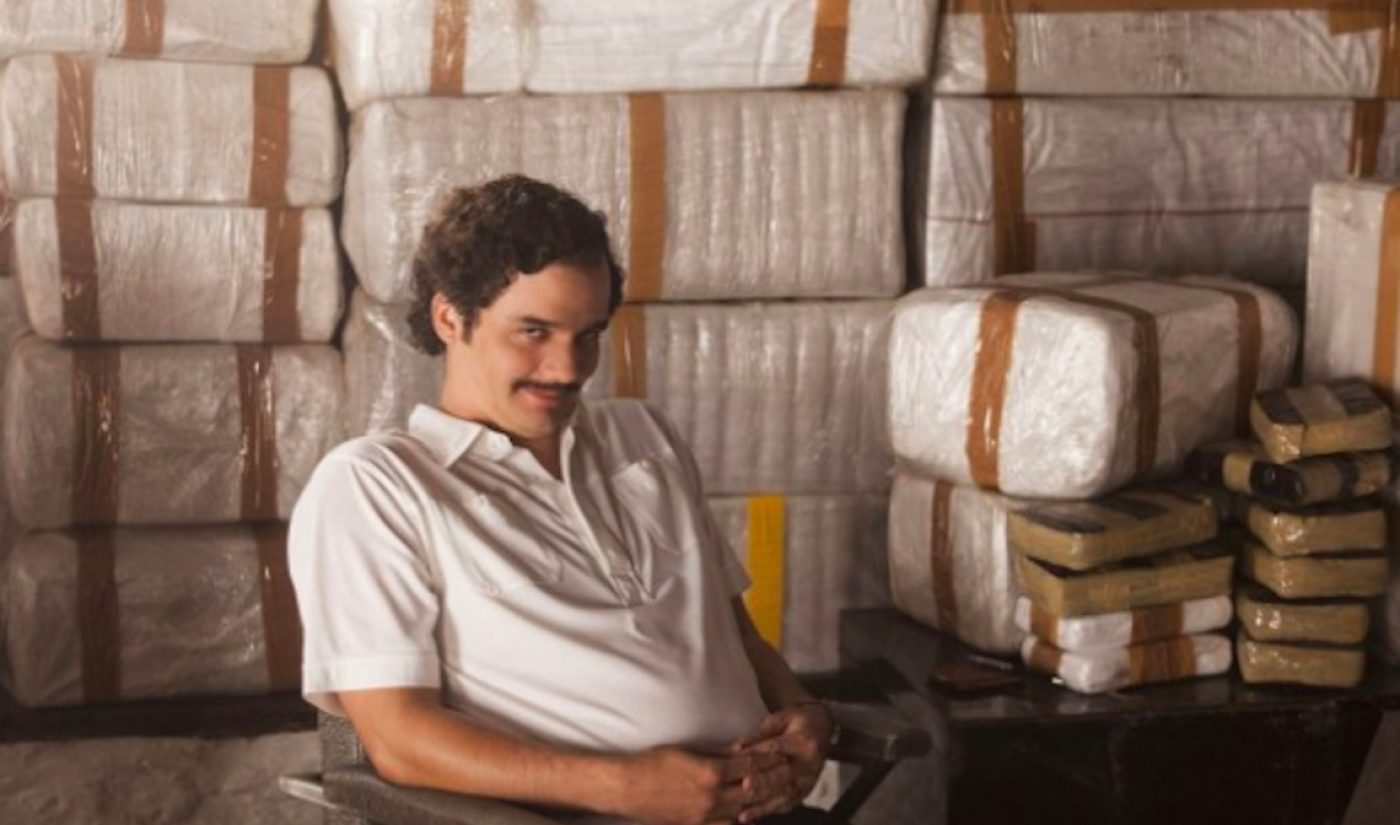 'Narcos' Is the Most Popular Show On Netflix