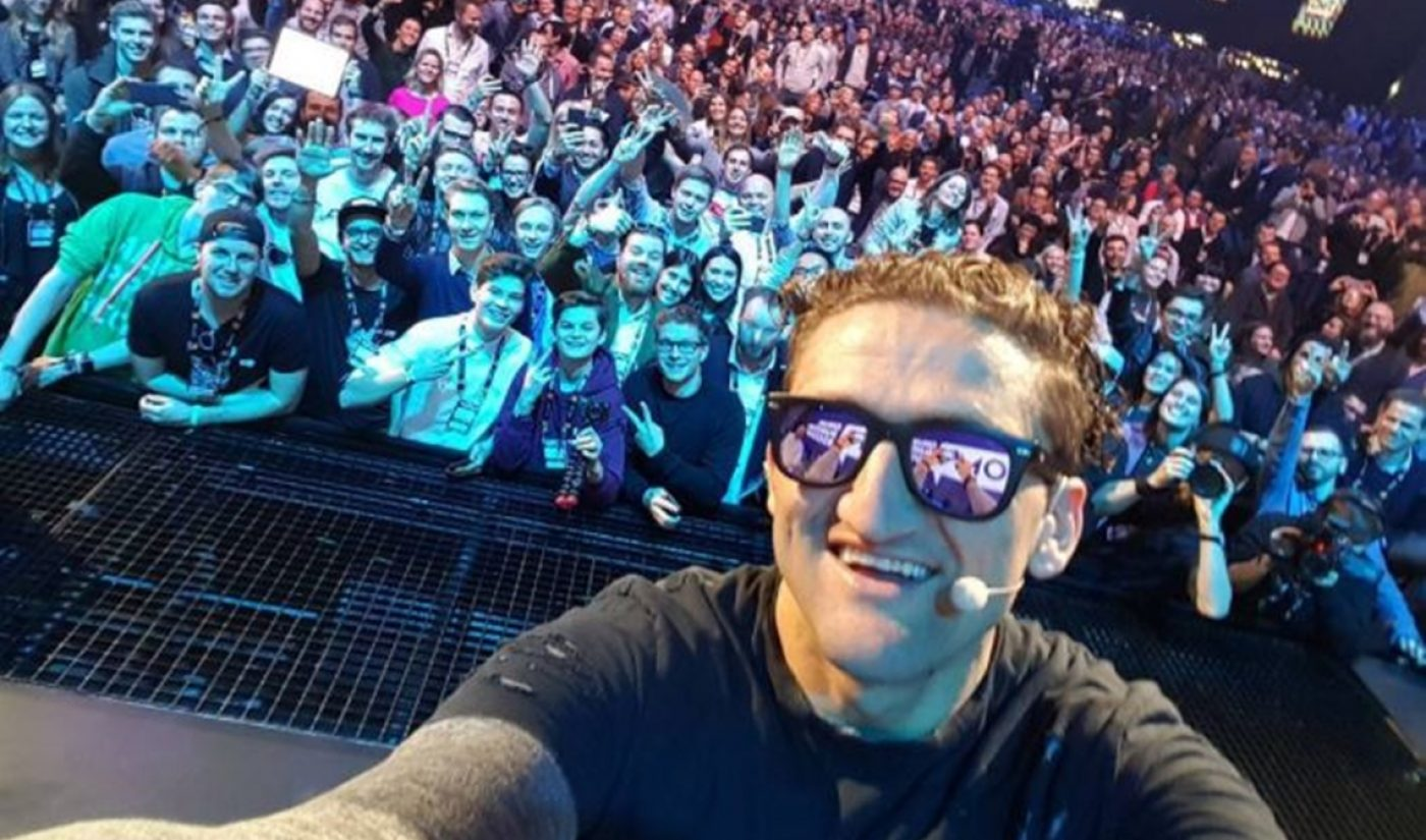 Casey Neistat's #LoveArmyLasVegas Campaign Raises $200,000 For Shooting Victims