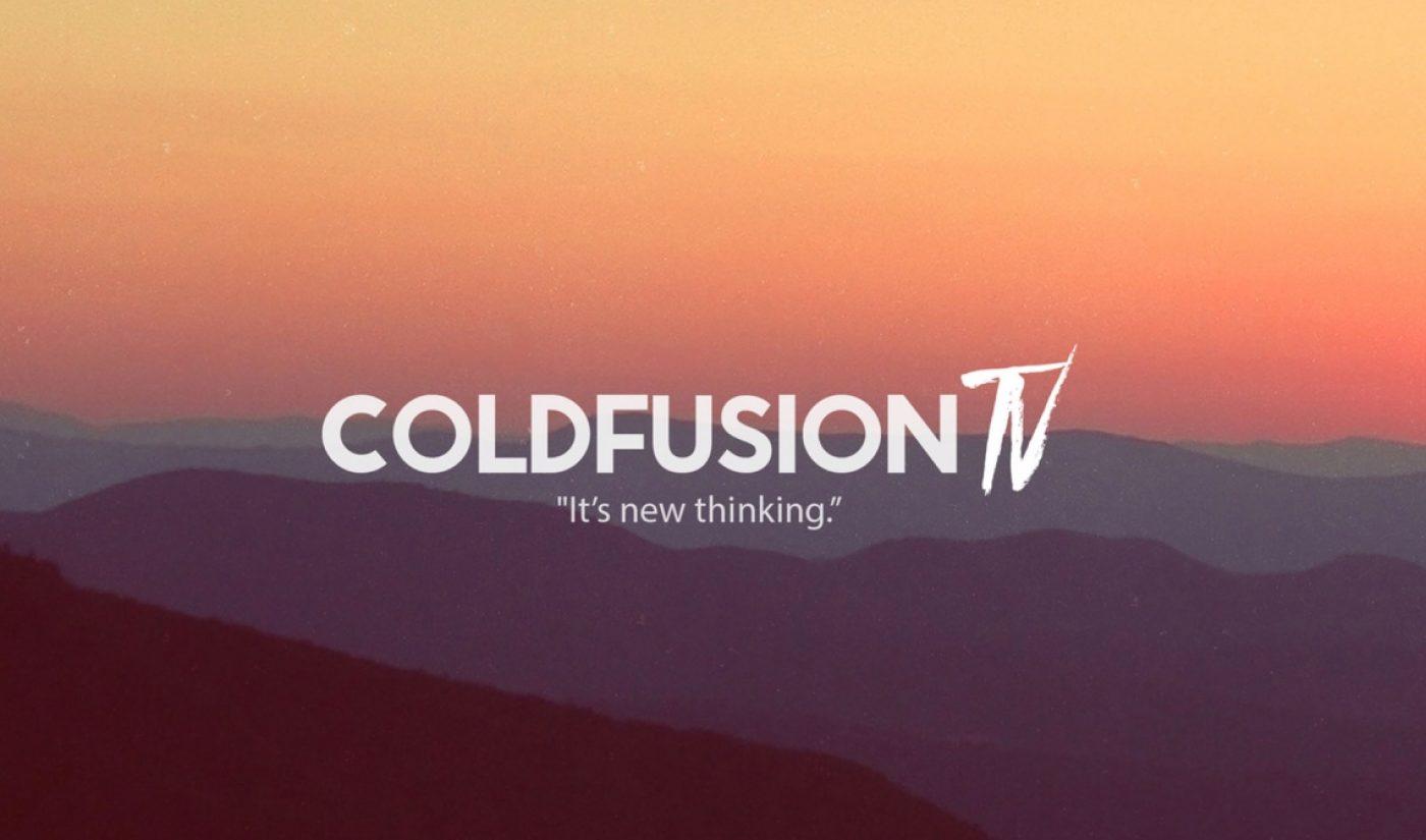 "YouTube Millionaires: ColdFusionTV Explains Tech Concepts Through ""The Distilling Of Information"""