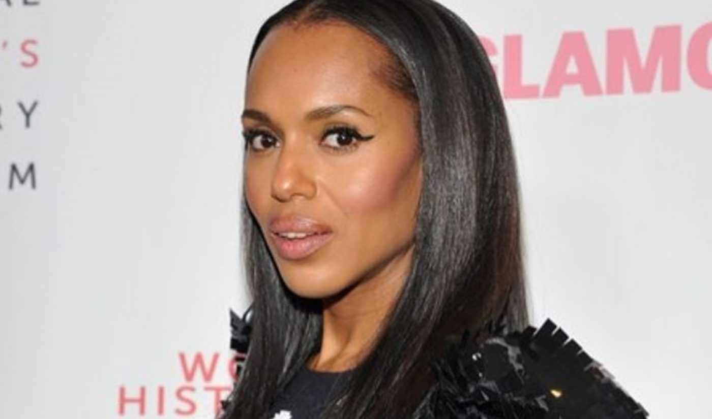 Facebook's Watch Nabs Kerry Washington-Produced Drama Series 'Five Points'