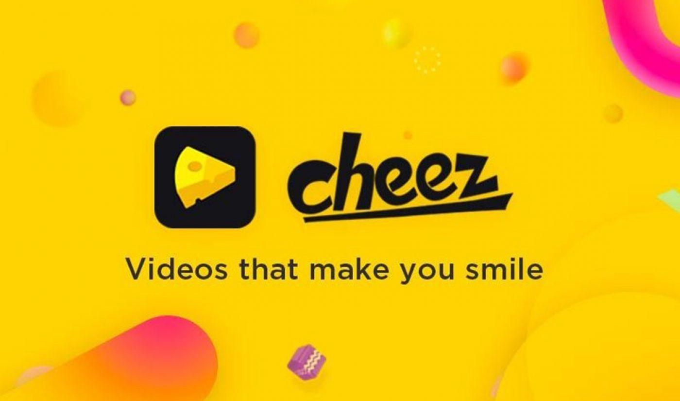 Live.me Launches 17-Second Video App 'Cheez', Unveils New Studio Space For Creators