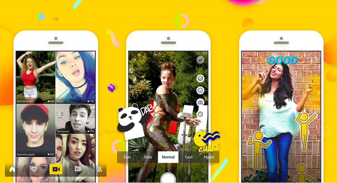 Live.me Launches 17-Second Video App 'Cheez', Unveils New Studio Space For Creators - Tubefilter