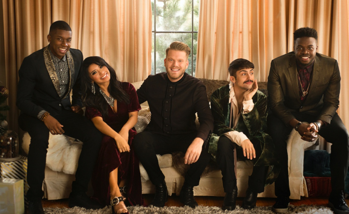 Pentatonix Christmas Deluxe.A Cappella Standouts Pentatonix Add New Member Ahead Of